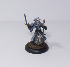 Painted Miniature GANDALF THE GREY Fantasy Pathfinder RPG Knight Models LOTR
