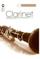 AMEB CLARINET SERIES 3 PRELIMINARY TO GRADE 2 CD RECORDING HANDBOOK  *BRAND NEW*