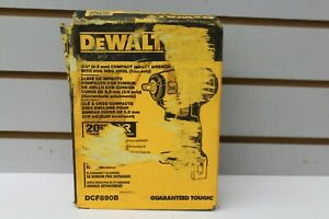 DEWALT DCF890B 20V Max XR Cordless Impact Wrench NEW