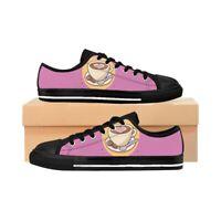 Cappuccino Heart - Scarpe sneakers basse da donna rosa