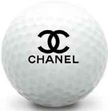1 Dozen Titleist Pro V1 Golf Balls (Chanel collectors LOGO Golf Balls) Gift Pack