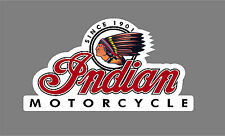 """Indian Motorcycles sticker decal - 3"""", 4 1/2"""", 6"""" tall"""