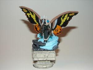 Mothra 2004 (White) Chess Piece Figure from Final Wars! Godzilla Ultraman Gamera