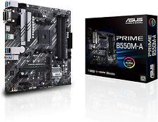 ASUS Prime B550M-A AM4 AMD Ryzen µATX Mainboard Motherboard DDR4 PCIe 4.0