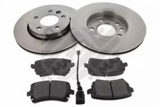 Brake Set, disc brakes MAPCO 47780