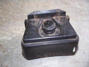 JOHN DEERE STX38 STX46 FUEL GAS TANK AM121937