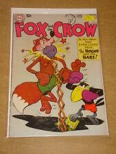 FOX AND THE CROW #59 VG (4.0) DC COMICS JANUARY 1960 **