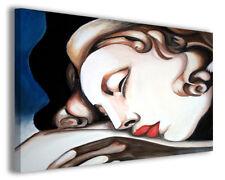 Quadri moderni famosi Tamara de Lempicka vol VII stampa su tela canvas arredo