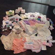 NEW WHOLESALE JOBLOT BUNDLE BABY CLOTHES RESALE