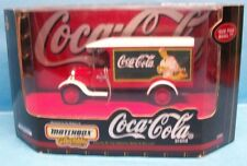 Matchbox Collectibles 1926 FORD MODEL TT in Coca Cola Colors 1998