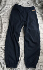 MUSTO PERFORMANCE MENS XL SAILING TROUSERS NAVY