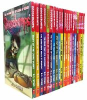 The Goosebumps Collection by R.L. Stine - 20 Book Set (Paperback) Horrorland NEW