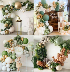 Balloon Garland Arch Kit Wedding Birthday Baby Shower Balloons Party Decorations