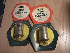 Ideal 222 12 volt flashers 2pieces P273D equivalent