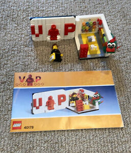 LEGO Iconic VIP Set (40178) - Complete - No Box