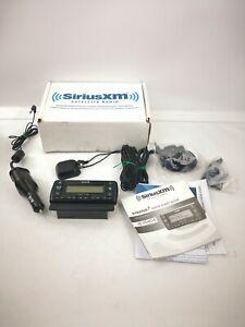 SiriusXM-SSVD1(A) Stratus 7 Satellite Radio with Vehicle Kit- Black Instruction