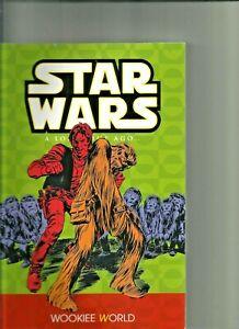 Star Wars  A Longtime Ago Wookie World Graphic Novel Dark Horse Comics