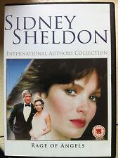 Jaclyn Smith Armand Assante RAGE OF ANGELS Pt 1 ~ Sidney Sheldon Drama UK DVD
