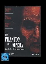DVD THE PHANTOM OF THE OPERA - DAS PHANTOM DER OPER - MAXIMILIAN SCHELL * NEU *