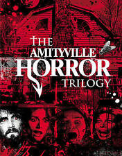 The Amityville Horror Trilogy (Blu-ray Disc, 2013, 3-Disc Set)
