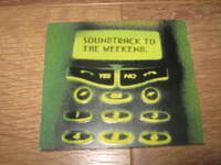 """VARIOUS """" SOUNDTRACK TO THE WEEKEND """" 2X CD ALBUM - EXCELLENT CONDITION"""