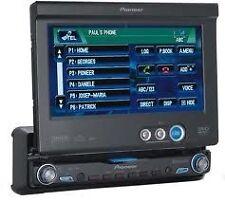 PIONEER avic x1 x1r x1bt Voiture Radio DVD Sat Nav unité service réparation écran défectueux