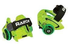 Razor Jetts Heel Wheels,Fits all shoes sizes U.S. Youth 12 through adult 12