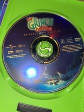 How the Grinch Stole Christmas (Dvd, 2006, Collector's Edition) Disc Only