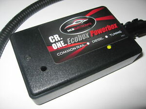 AU CR. ONE. Common Rail Diesel Tuning Chip Box - Fits: Infiniti M 30D 3.0D