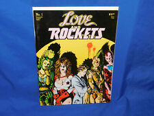 Fantagraphics Love and Rockets Comic #1 2nd Print Rare Indie
