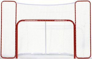 "WINNWELL Streethockey Tor 72"" incl. Backstop FANGNETZ Straßenhockeytor HOCKEY"