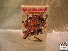 Police Academy 5 - Assignment Miami Beach (VHS, 1993) Bubba Smith David Graff