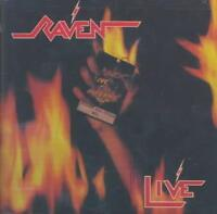 RAVEN (UK BAND) - LIVE AT THE INFERNO NEW CD