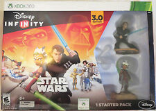 Disney Infinity XBOX 360 Star Wars Clone Wars Starter Set MISSING 1 Part