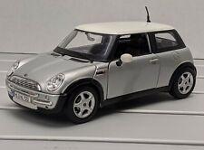 Mini Cooper Silver Model Car Maisto 1:24