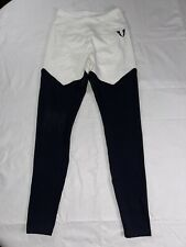 Firm Abs Perfect Goddess Cargo Power Leggings Size XS Black/White F2032L134-004