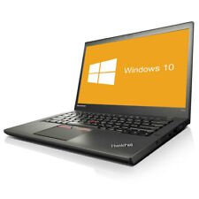 Lenovo ThinkPad T450s Notebook Intel Core i7-5600U 2x 2,6GHz 12GB RAM 256GB SSD