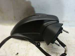 Genuine Audi A3 8V 2012-2017 Drivers Side OSF Electric Wing Mirror Black