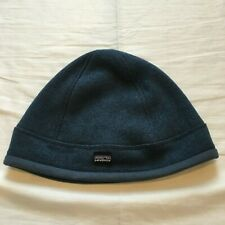 Patagonia Beanie Winter Hat Fleece Lined Small Blue EUC