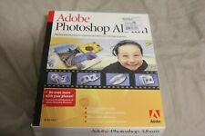 Adobe Photoshop Album in Retail Packaging Windows XP