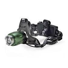 Telescopic Zoom & 5-Mode  CREE T6 Ultra-bright & Rechargeable LED, Headtorch