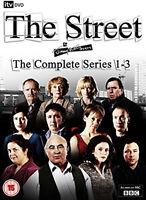 THE STREET COMPLETE SERIES 1-3 DVD Season Timothy Spall Ger Ryan New UK Rel R2