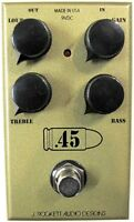 Used J Rockett Audio Designs 45 Caliber Overdrive Guitar Effects Pedal