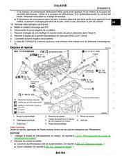 manuel atelier réparation entretien technique Nissan X Trail - Fr