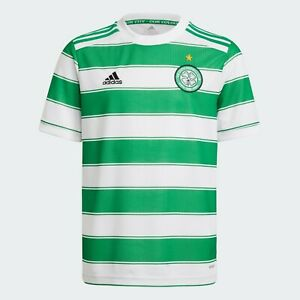 CELTIC FC 21/22 HOME JERSEY - Kids Unisex - Brand New With Tags