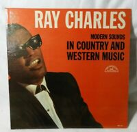 """RAY CHARLES """"Modern Sounds In Country And Western Music"""" 1962 (ABC) VG/VG+!!"""