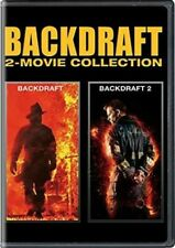 Backdraft: 2-Movie Collection [New DVD] 2 Pack