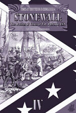 STONEWALL - THE BATTLES OF GENERAL T.J. JACKSON, CSA - PARTIZAN PRESS - ACW
