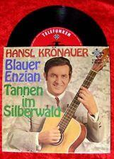 Single Hansl Krönauer Blauer Enzian