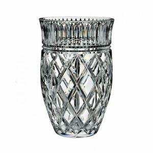 Waterford Lead Crystal Eastbridge 8in Vase 40027693 New